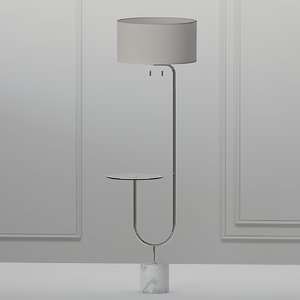 floor lamp adesso sloan model