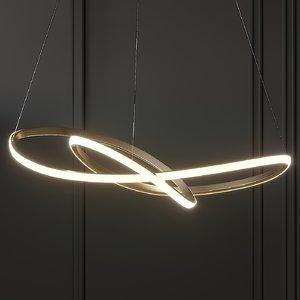 3D ceiling heal s ribbon