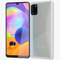 Samsung Galaxy A31 White