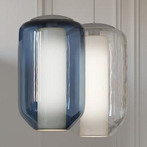ceiling lights tech mini-mason 3D model