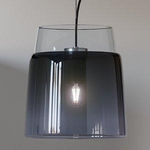 ceiling lights prandina vestale 3D model