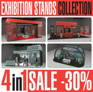 exhibition expo stands model