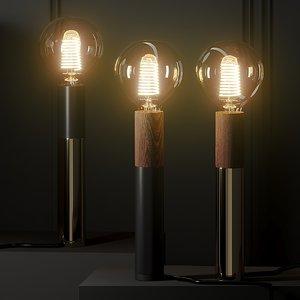 table lamps edizioni model