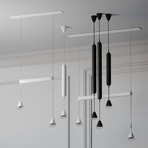 ceiling brokis puro spotlight model
