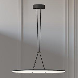 3D ceiling lights lukas peet