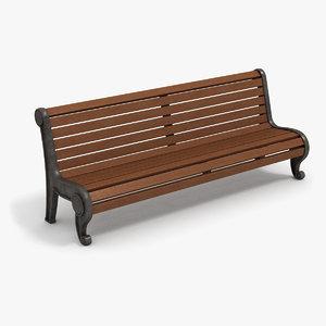 bench 3 model