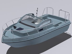 3D 21670 project crew model