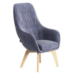 3D armchair dot2 gala collezione