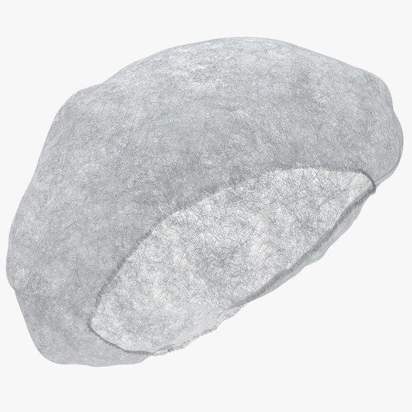 disposable charlotte 3D
