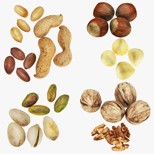 3D 4 1 nuts