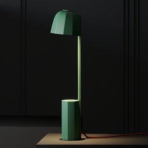 table lamps prandina novia 3D