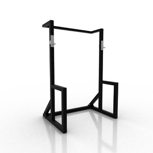 3D diy squat rack