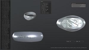 ring printing 3D