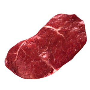 fresh steak meat model