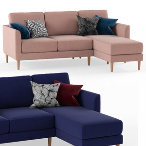 3D la redoute jimi sofa