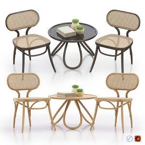 3D bodystuhl arch coffee table