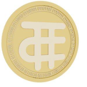 tokenclub gold coin model