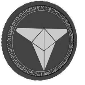 3D trade token x black