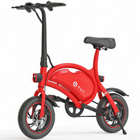 DYU Smart Electric Bike D2