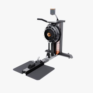 cube weight trainer 3D model