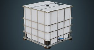 ibc tote contains model