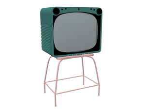 3D television electron model