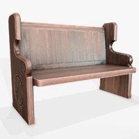 Church_bench
