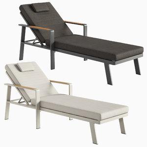 deckchair nofi 3D