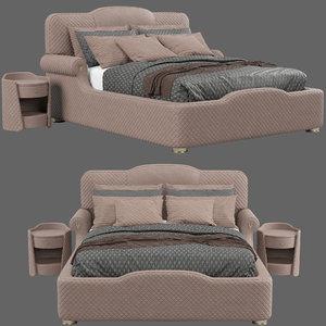 estetica vision palladium bed model