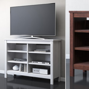 3D ikea brusali tv unit model