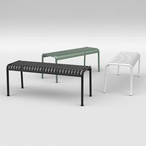 bench c model
