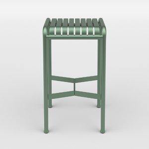 furniture seat furnishings 3D