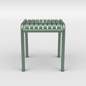 furniture seat furnishings 3D model