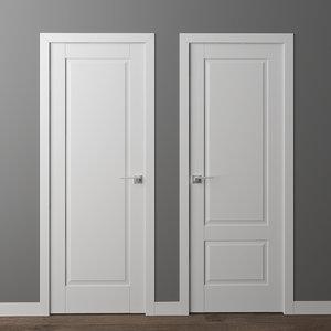 3D profil doors