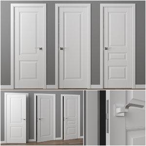 profil doors 3 model