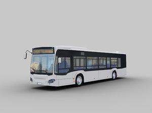 bus mercedes citaro 3D model