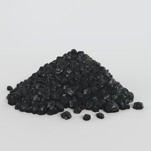 3D coal model