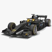 Formula 2 Dallara F2 Season 2020 Carbon