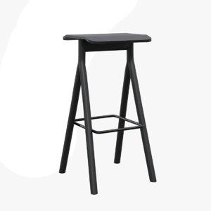 3D furniture seat stool