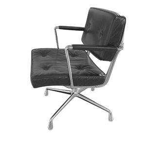 3D chair eames intermediate early model