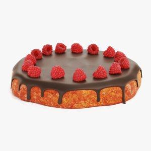 cake 1 3D model