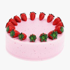 cake pbr 3D model