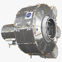 ISS Quest Joint Airlock Module
