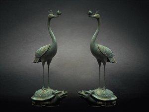 turtle lantern ancient cultural 3D model