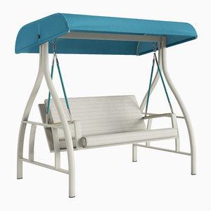 nofi outdoor swing chair 3D model
