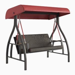 3D nofi outdoor swing chair
