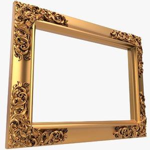 3D frame x22 cnc