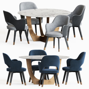 colette dining chair model