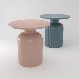 table ousmane 3D