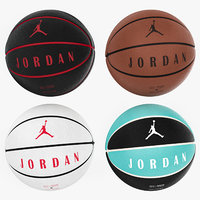 Ball Jordan Ultimate 8p